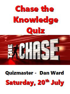 chase the knowledge quiz 20th july 20 July