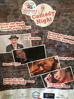 comedy night 13th march 13 March