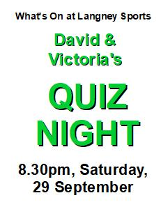 david and victoria quiz 29 September