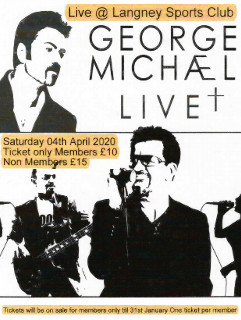 george michael 4th april