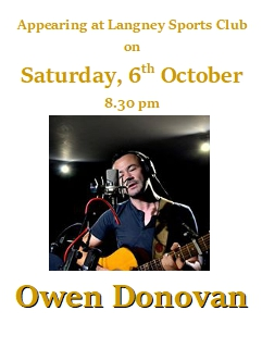owen donovan 6 October