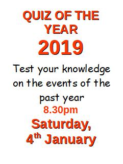 quiz of the year 2019 4th january 4 January