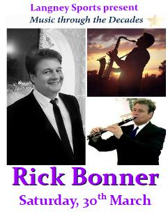 rick bonner 30 March